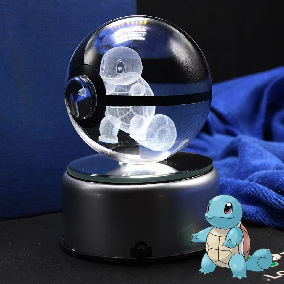 Bola Pokemon Squirtle