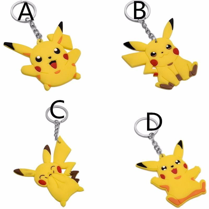 Llaveros Pikachu