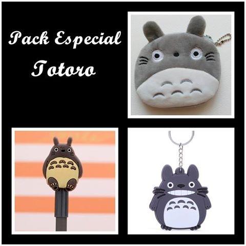 Pack Totoro *01