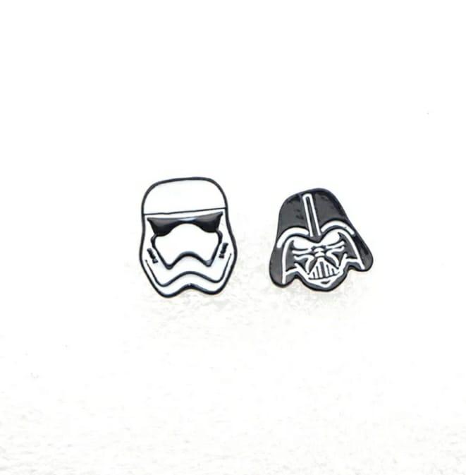 Pendientes Star Wars 2