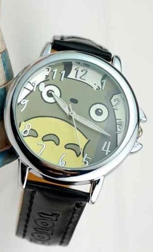 Reloj de Totoro *01