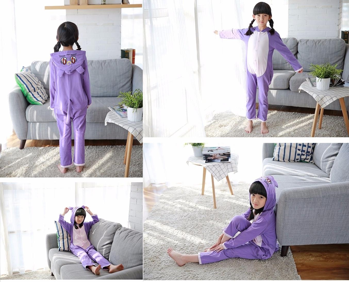 Pijama Completo de Luna (sailor moon) para niñas