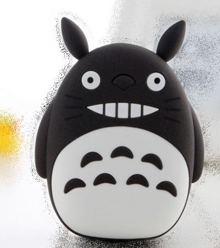 Power Bank Totoro Negro