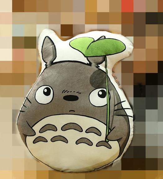 Almohada Totoro *01