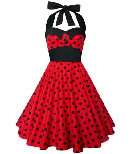 Vestido Vintage años 50