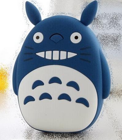 Power Bank Totoro Azul