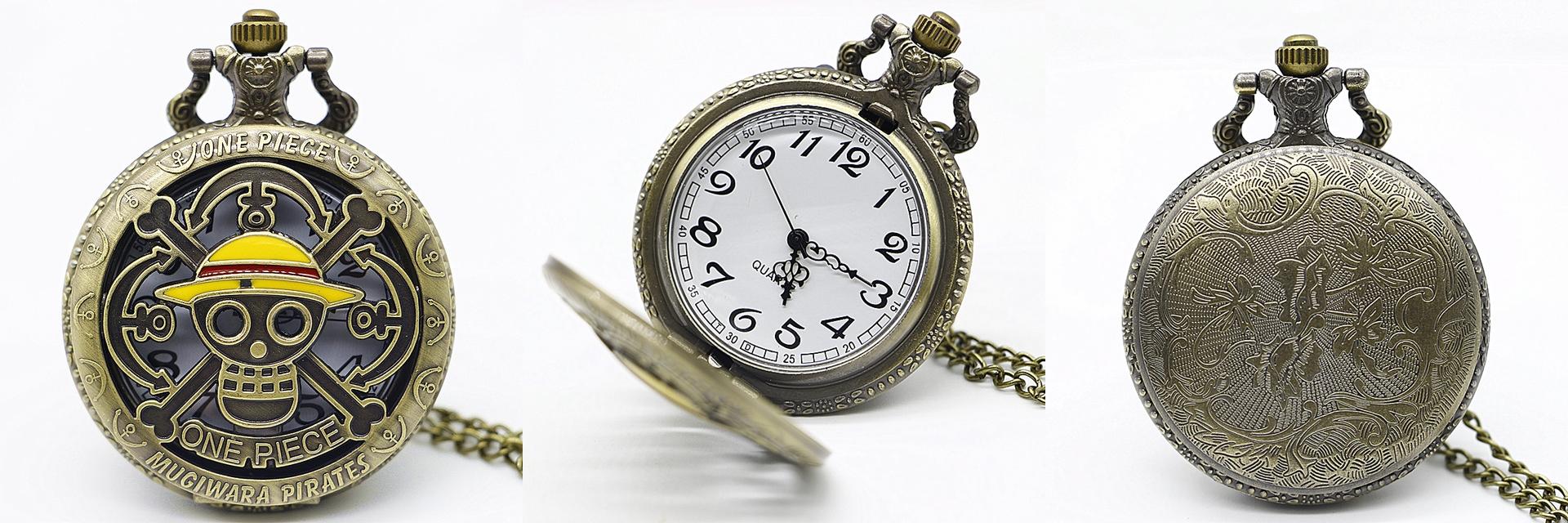 Reloj de Bolsillo One Piece 02