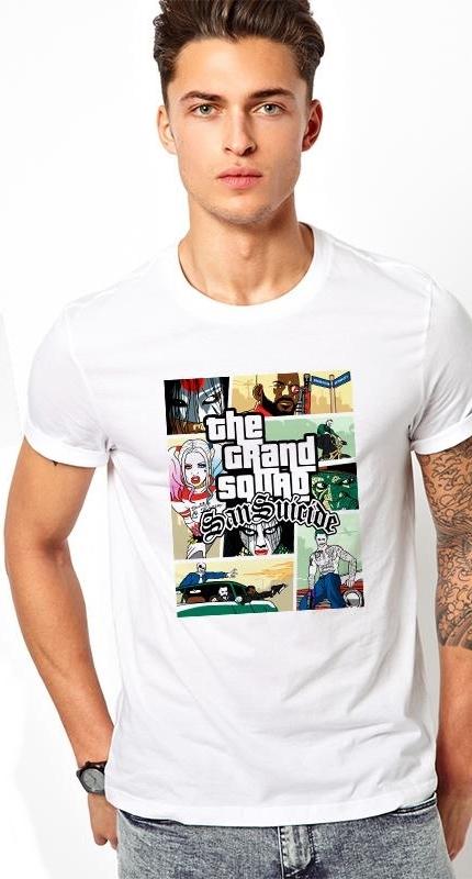 Camiseta Escuadrón Suicida 08H