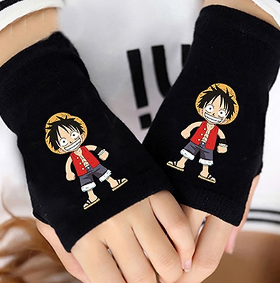 Guantes Luffy