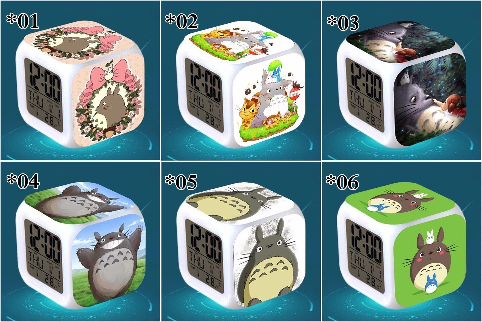 Relojes digitales Totoro *01