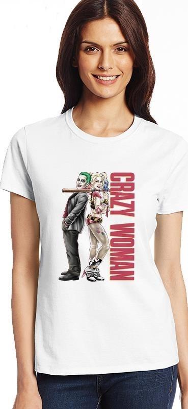 Camiseta Escuadrón Suicida 04M