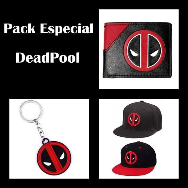 Pack DeadPool