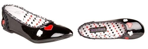 Zapatos Alicia En El Pais De Las Maravillas