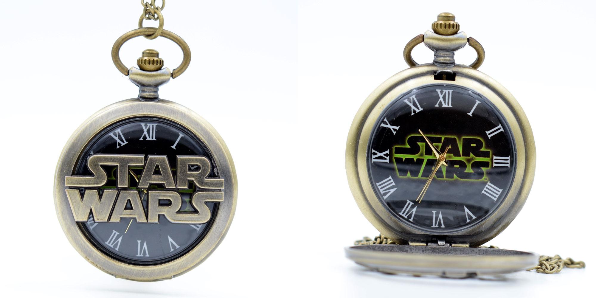 Reloj de Bolsillo Star Wars 01
