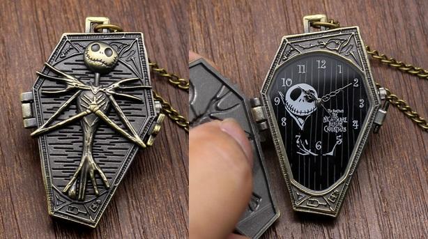 Reloj de bolsillo Ataúd de Jack