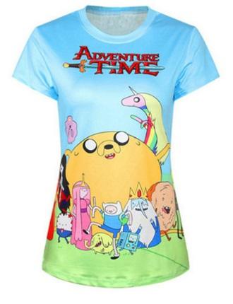 Camiseta manga corta Hora de aventuras*07