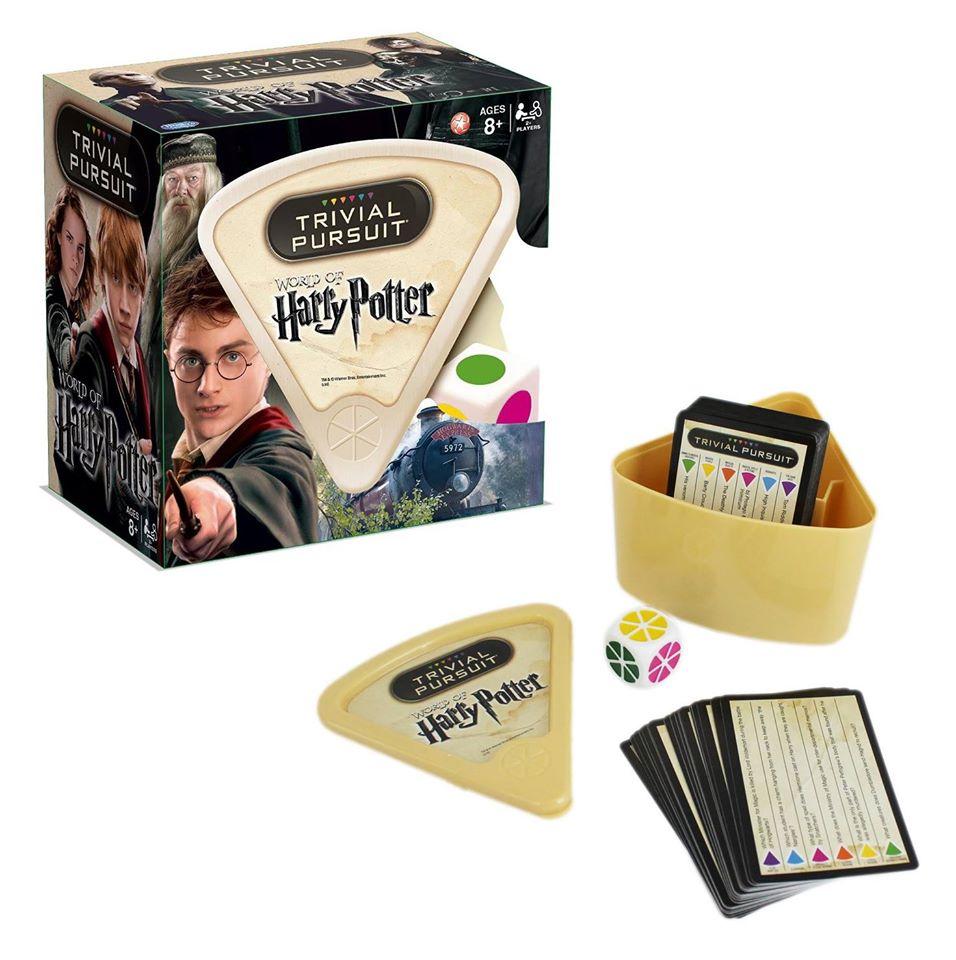 Trivial Harry Potter (Versión Original en Ingles)