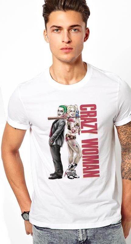 Camiseta Escuadrón Suicida 01H