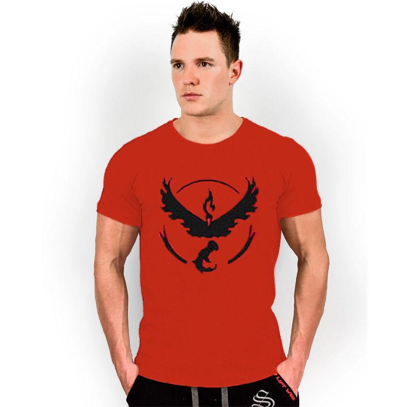 Camiseta Equipo Valor Rojo