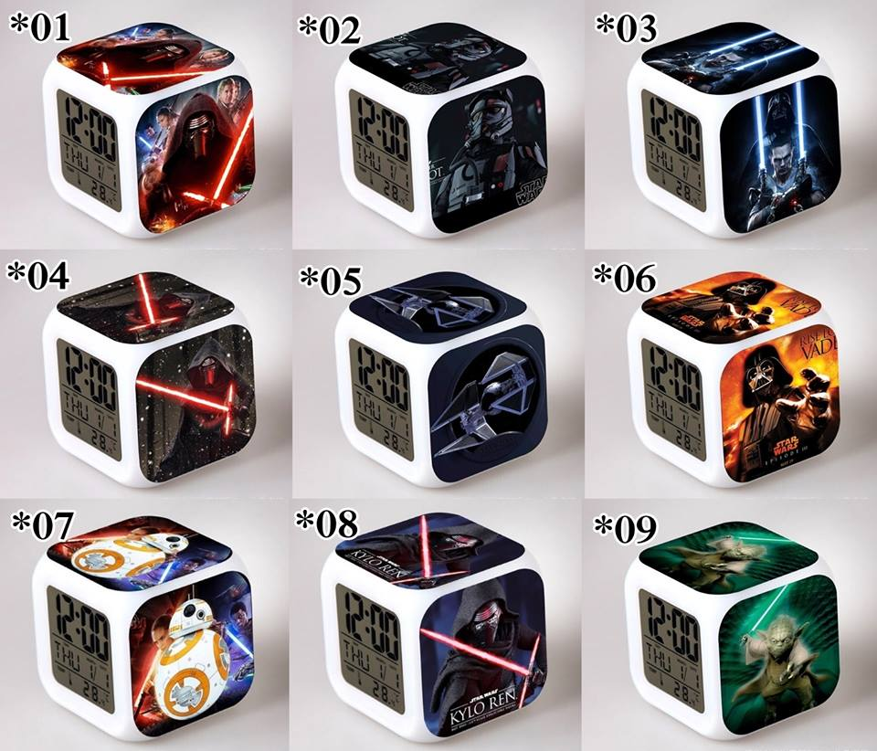 Relojes digitales Star Wars*02