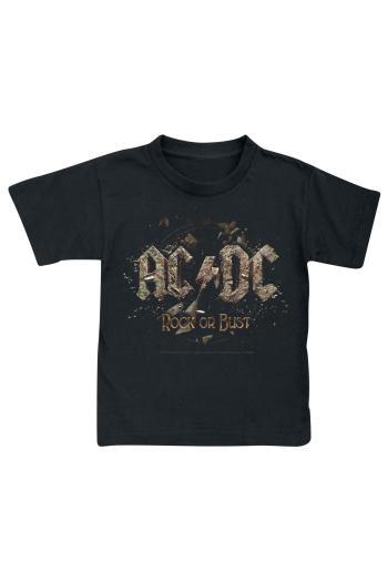 Camiseta de Niño/a Rock Or Bust