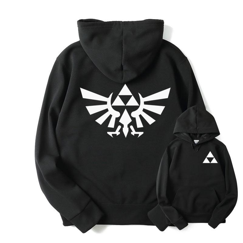 Sudadera Zelda Negra