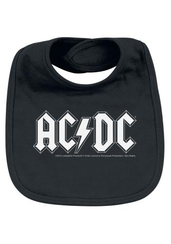 AC/DC, babero bebé