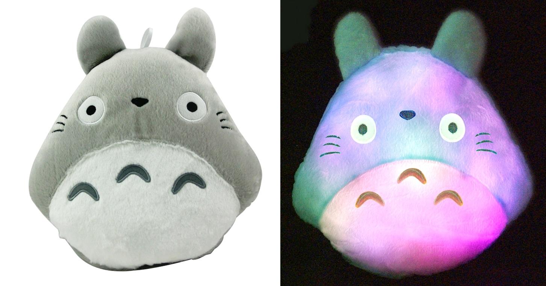 Peluche Totoro Luminoso