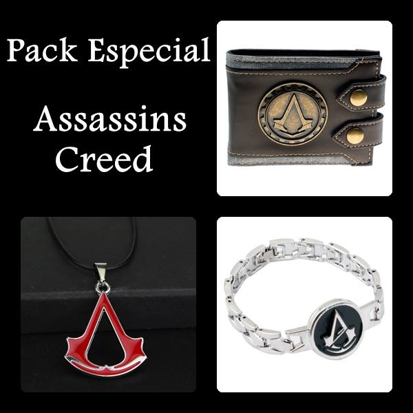 Pack Assassins Creed *01