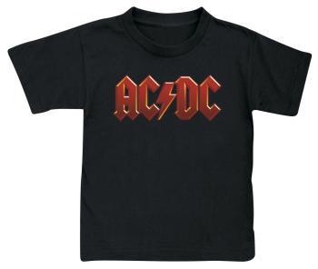 Camiseta de Niño/a Logo AC/DC