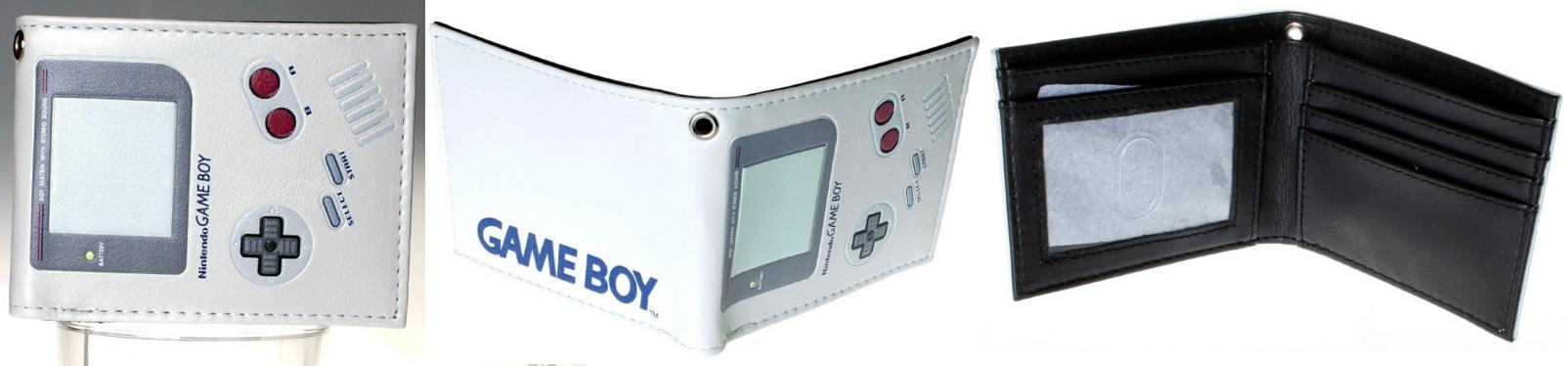 Cartera Game Boy