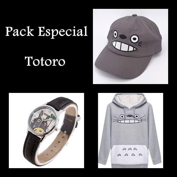 Pack Totoro *03