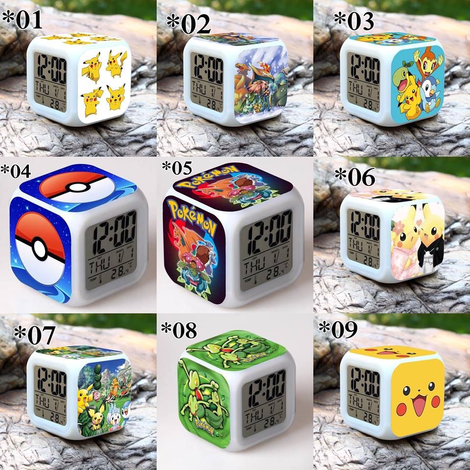 Relojes digitales Pokemon *05