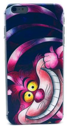 Dibujo Chershire Iphone 6 plus