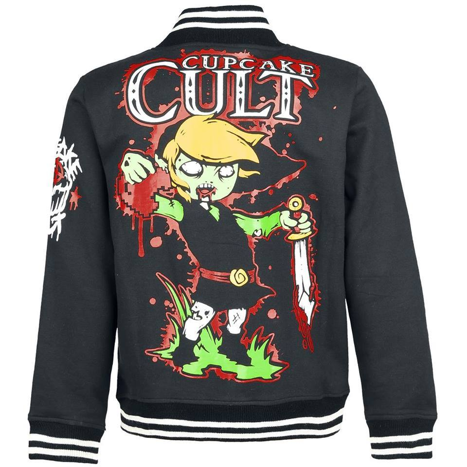 Chaqueta Cup CakeCult
