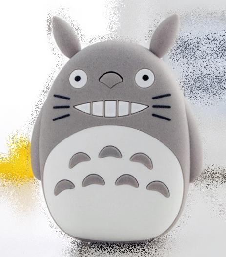 Power Bank Totoro Gris