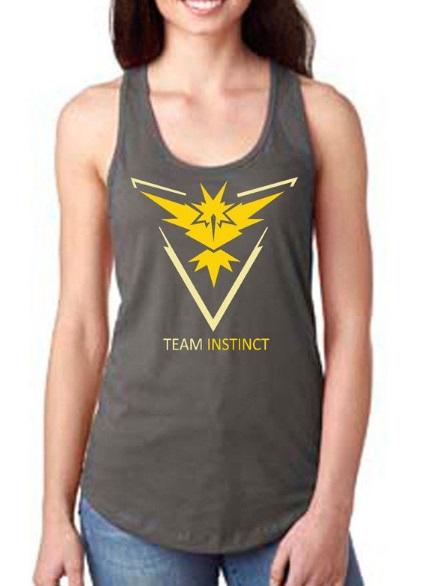 Camiseta tirantes Equipo Instinto Gris