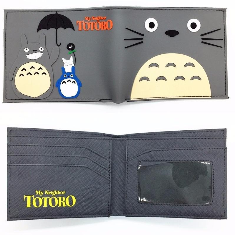 Cartera Totoro PVC