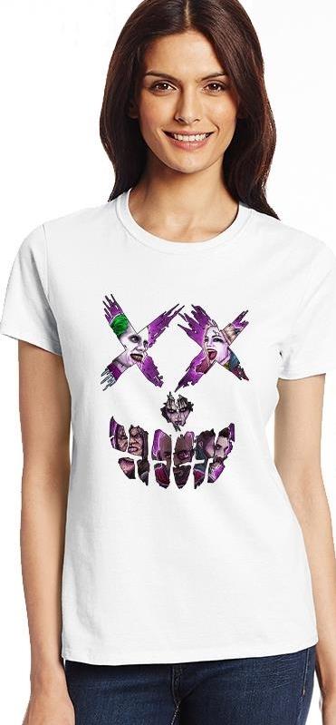 Camiseta Escuadrón Suicida 05M