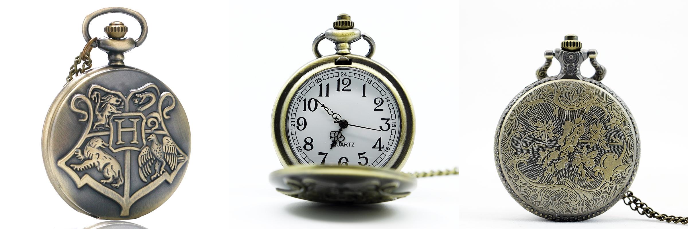 Reloj de Bolsillo Hogwarts