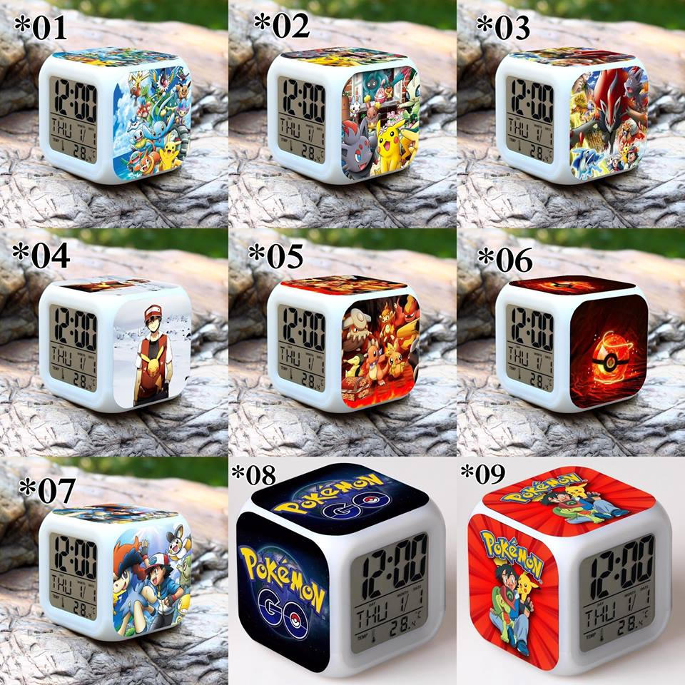 Relojes digitales Pokemon *03
