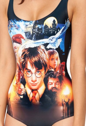 Bañador Harry Potter