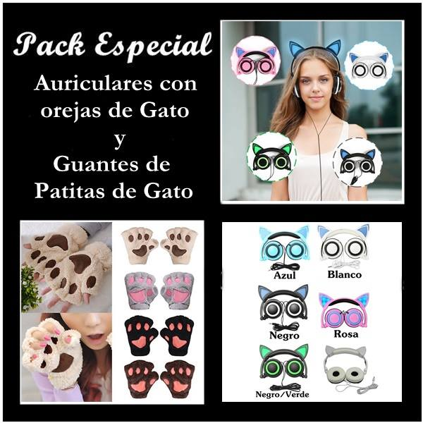 Pack Gatuno