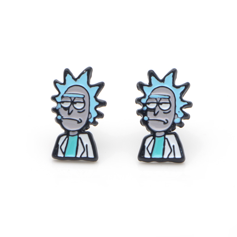Pendientes Rick
