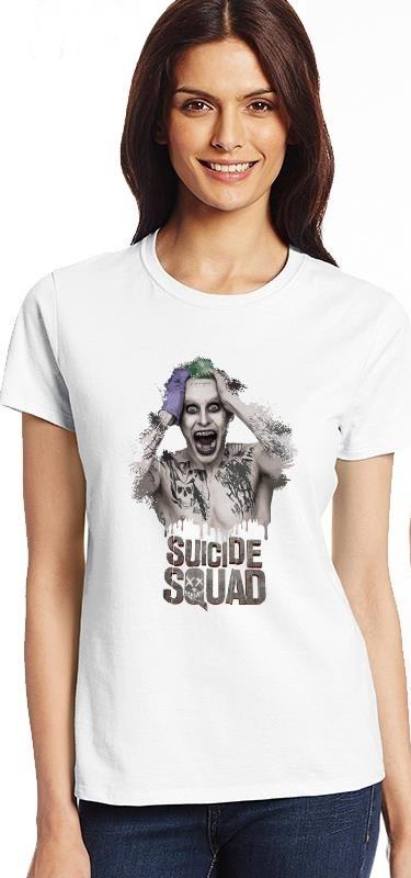 Camiseta Escuadrón Suicida 03M