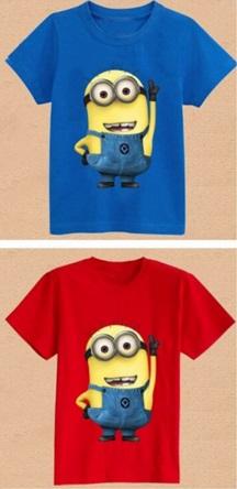 Camiseta de Niño/a Minion