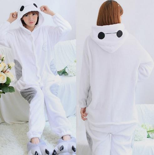 Pijama de Franela Completo Bmax