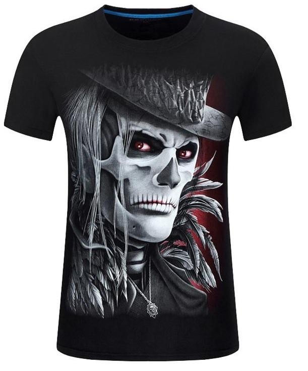 Camiseta Skull Men