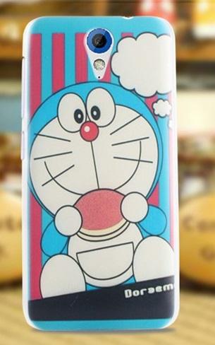 Carcasa Doraemon