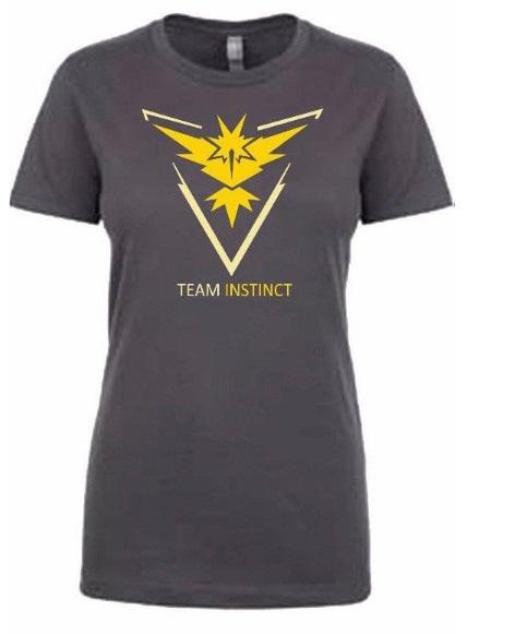Camiseta manga corta Equipo Instinto Gris